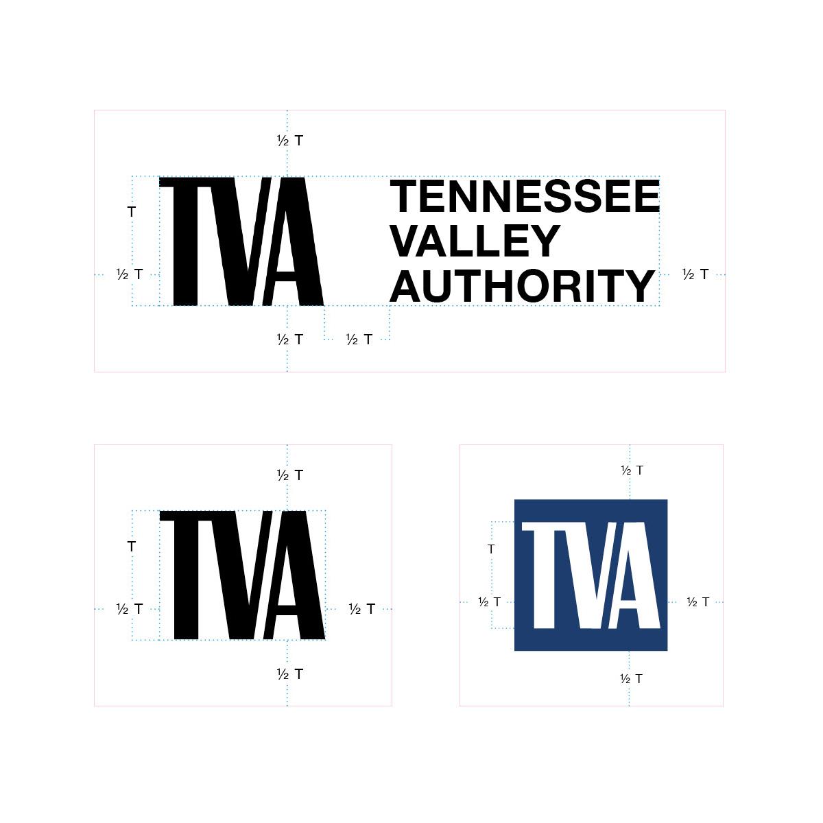 TVA Logo Clear Space