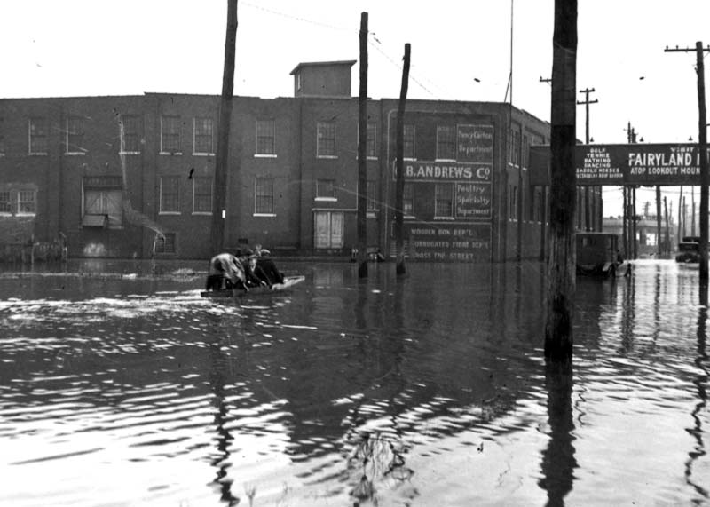 Chattanooga flood