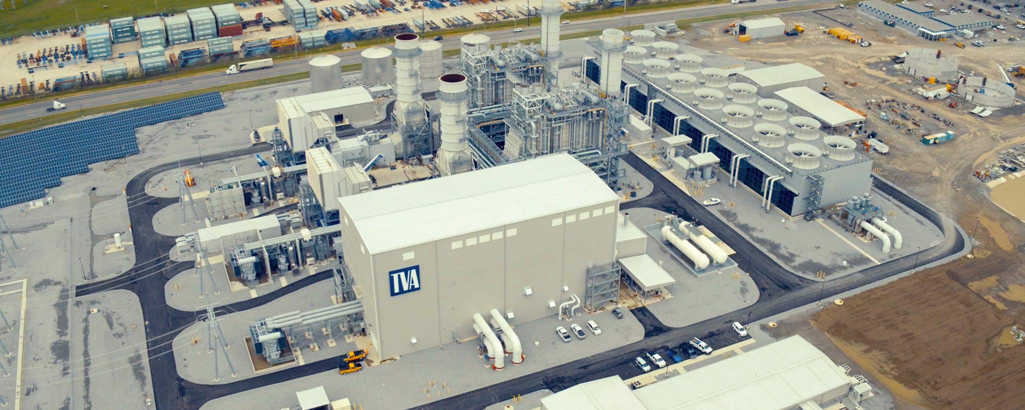 Allen Combined Cycle Plant