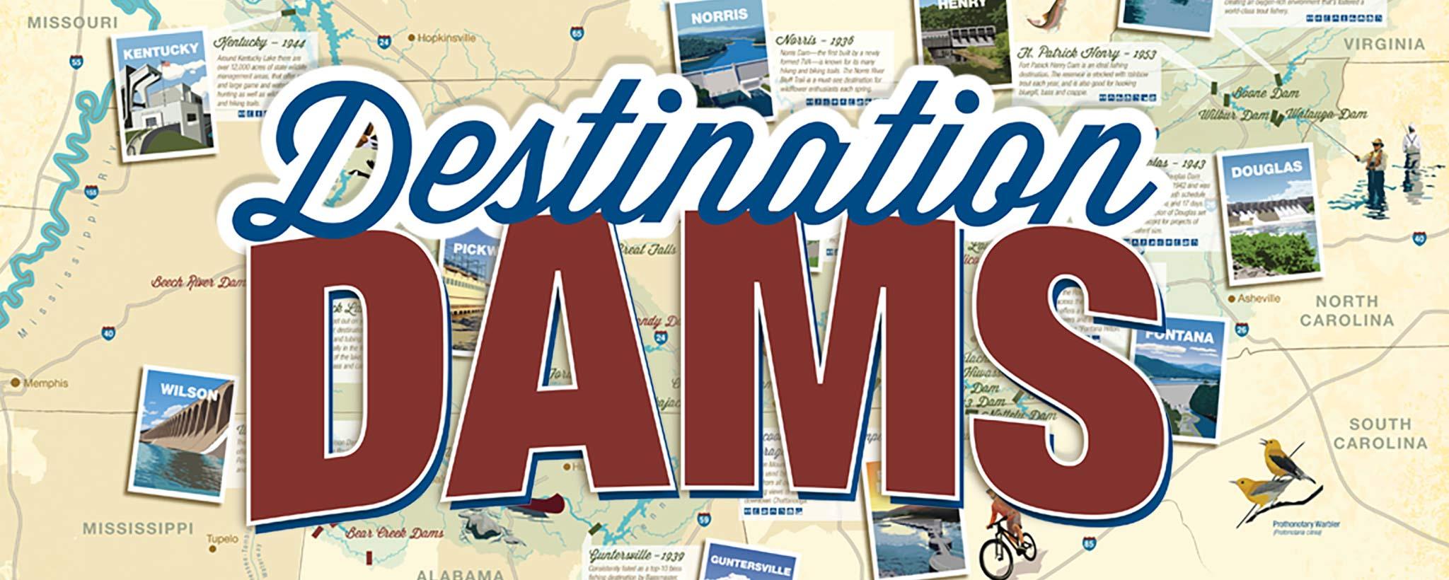 Destination Dams