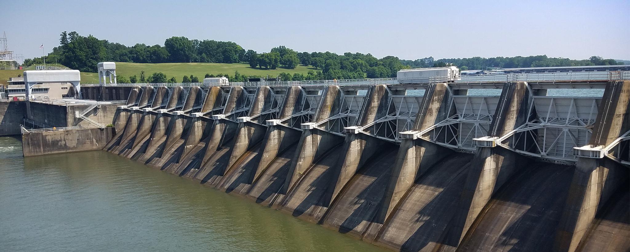 Fort Loudoun Dam