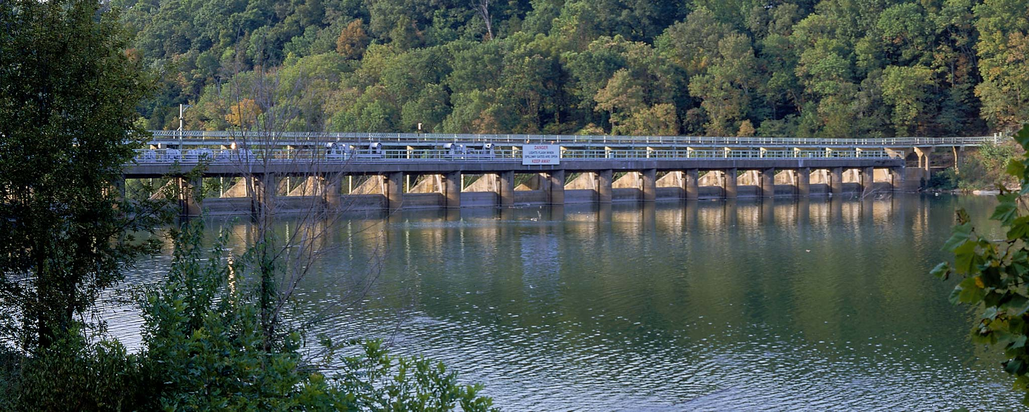 Great Falls Dam