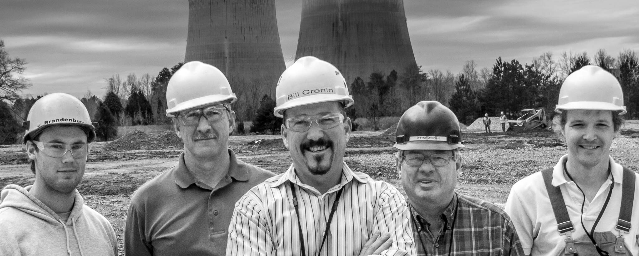 Watts Bar workers