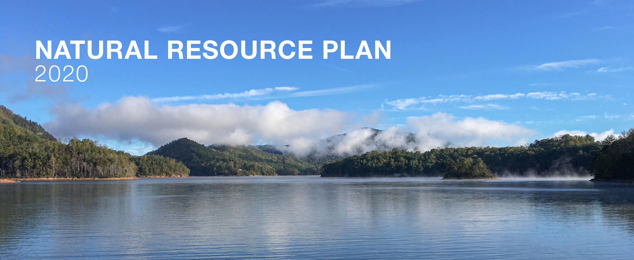 Natural Resource Plan Watauga