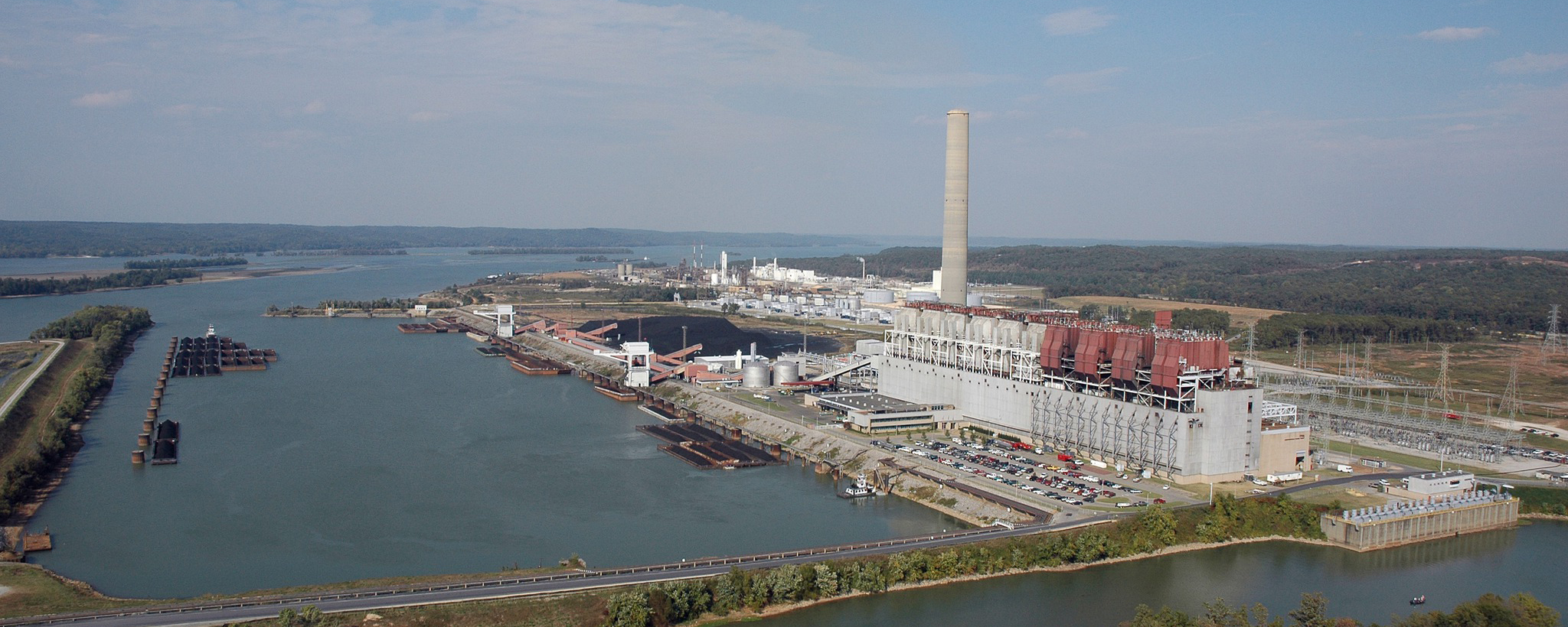New Johnsonville Fossil Plant