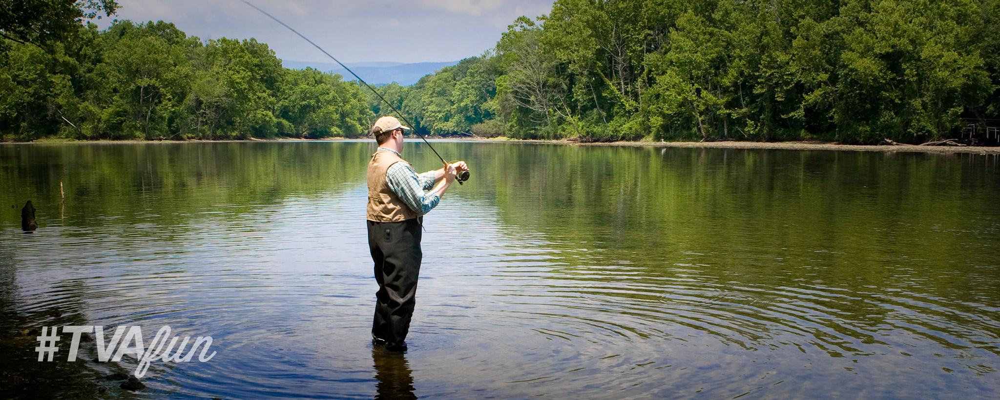 Norris Fishing