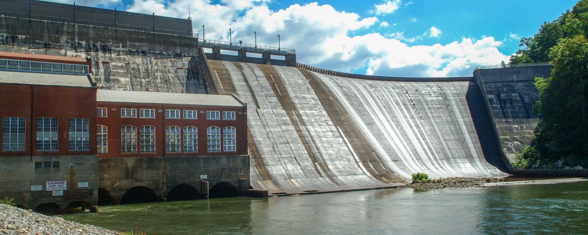 Ocoee No. 1 + Parksville Reservoir