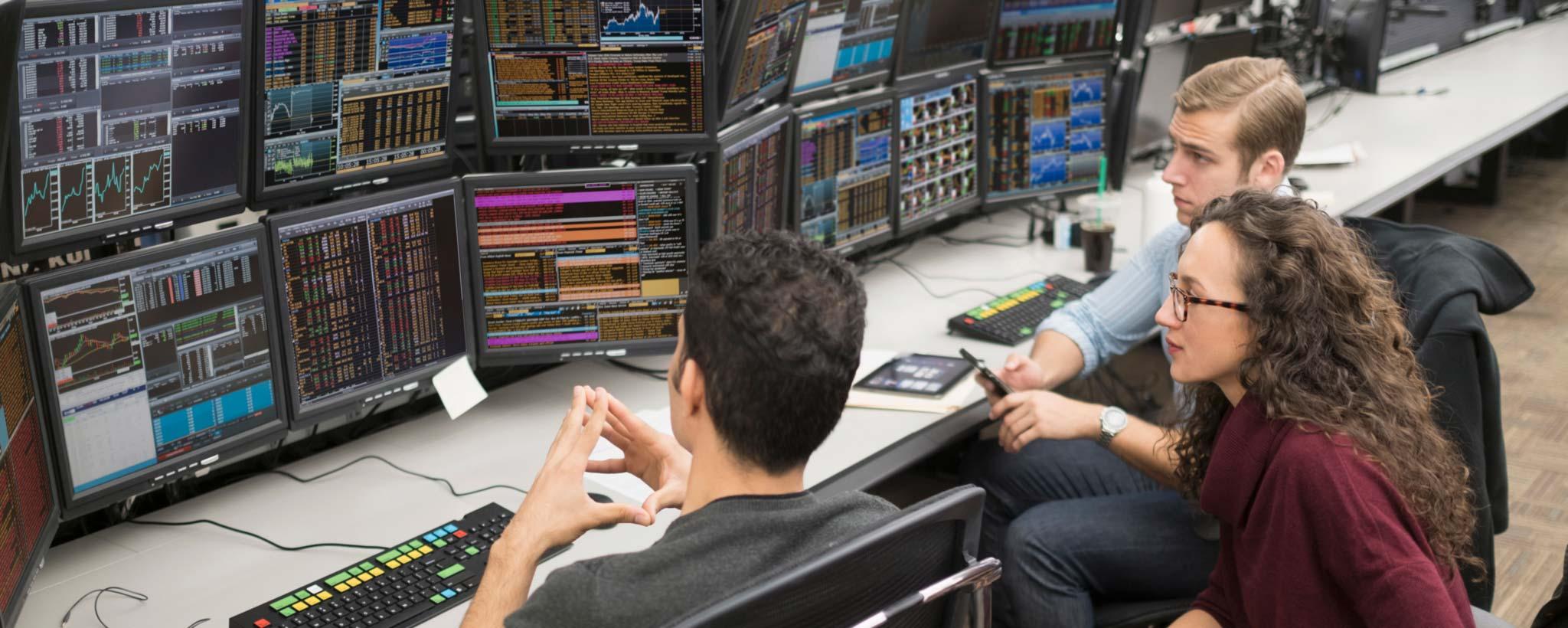 Power Trading Floor