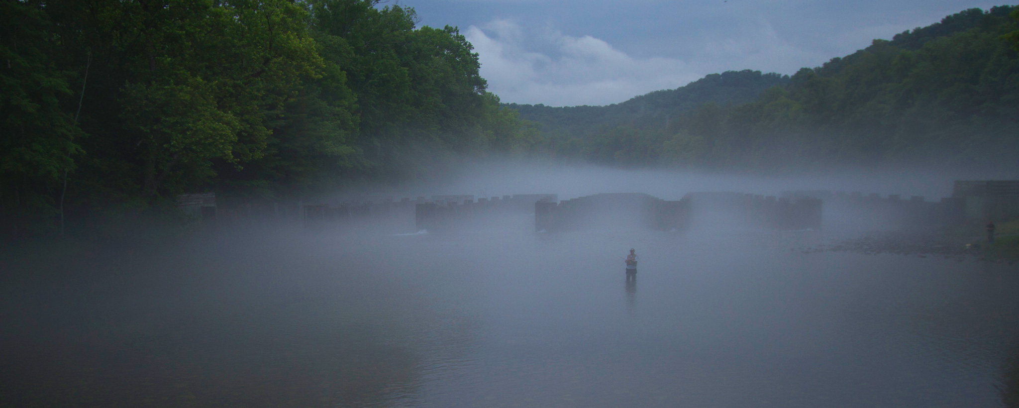 South Holston Weir Fishing