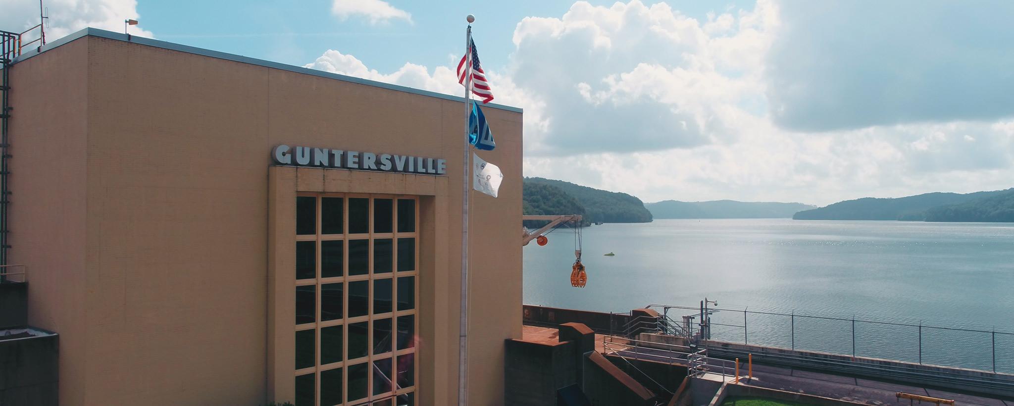 Take a Virtual Tour of Guntersville Dam!