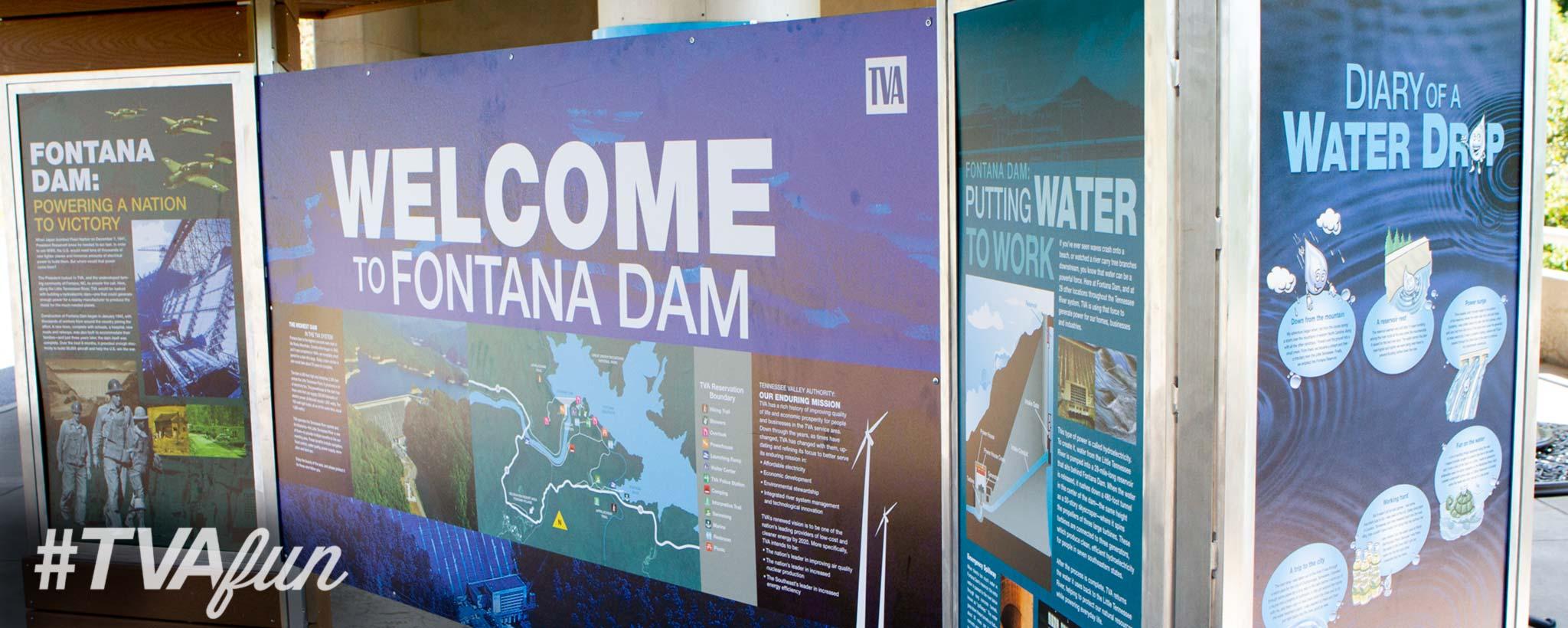 Fontana Visitor Center