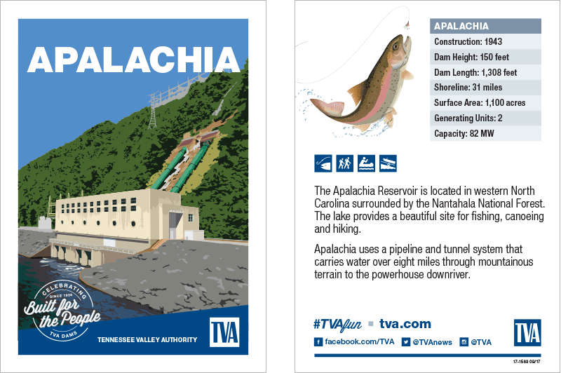 Apalachia Dam