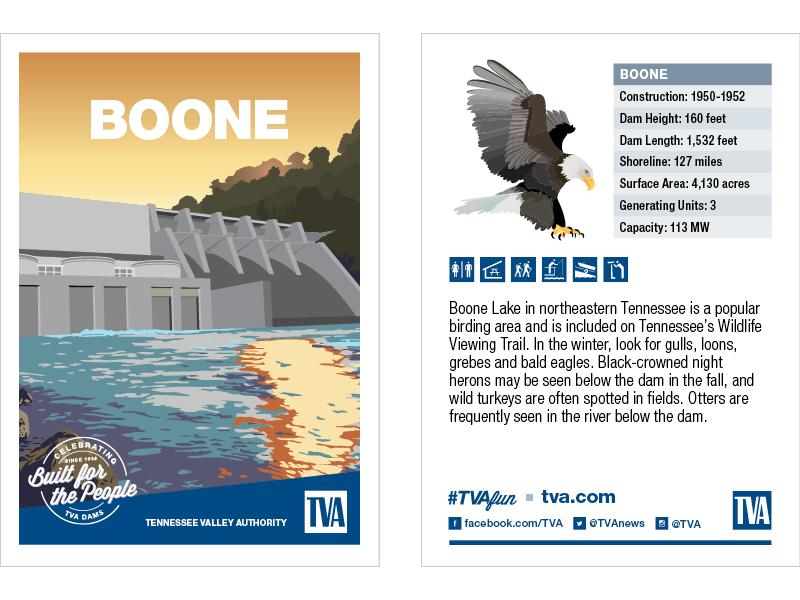 Boone Dam