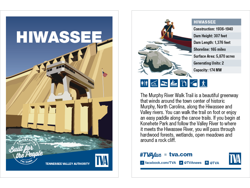 Hiwassee Dam