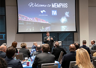 Memphis Chamber Group Welcomes TVA's Lyash