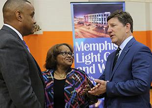 Memphis Matters to TVA, Lyash Tells PSAT