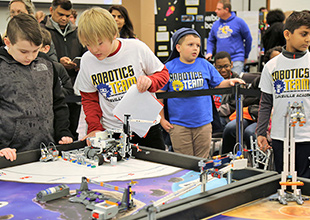 TVA Highlights STEM Champs at West Tennessee Competition