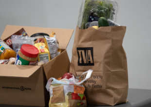 TVA Partners with the Mid-South Food Bank to Create School Pantries