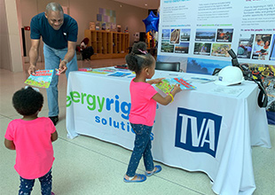 TVA Sponsors Memphis Public Libraries' Summer Reading Program