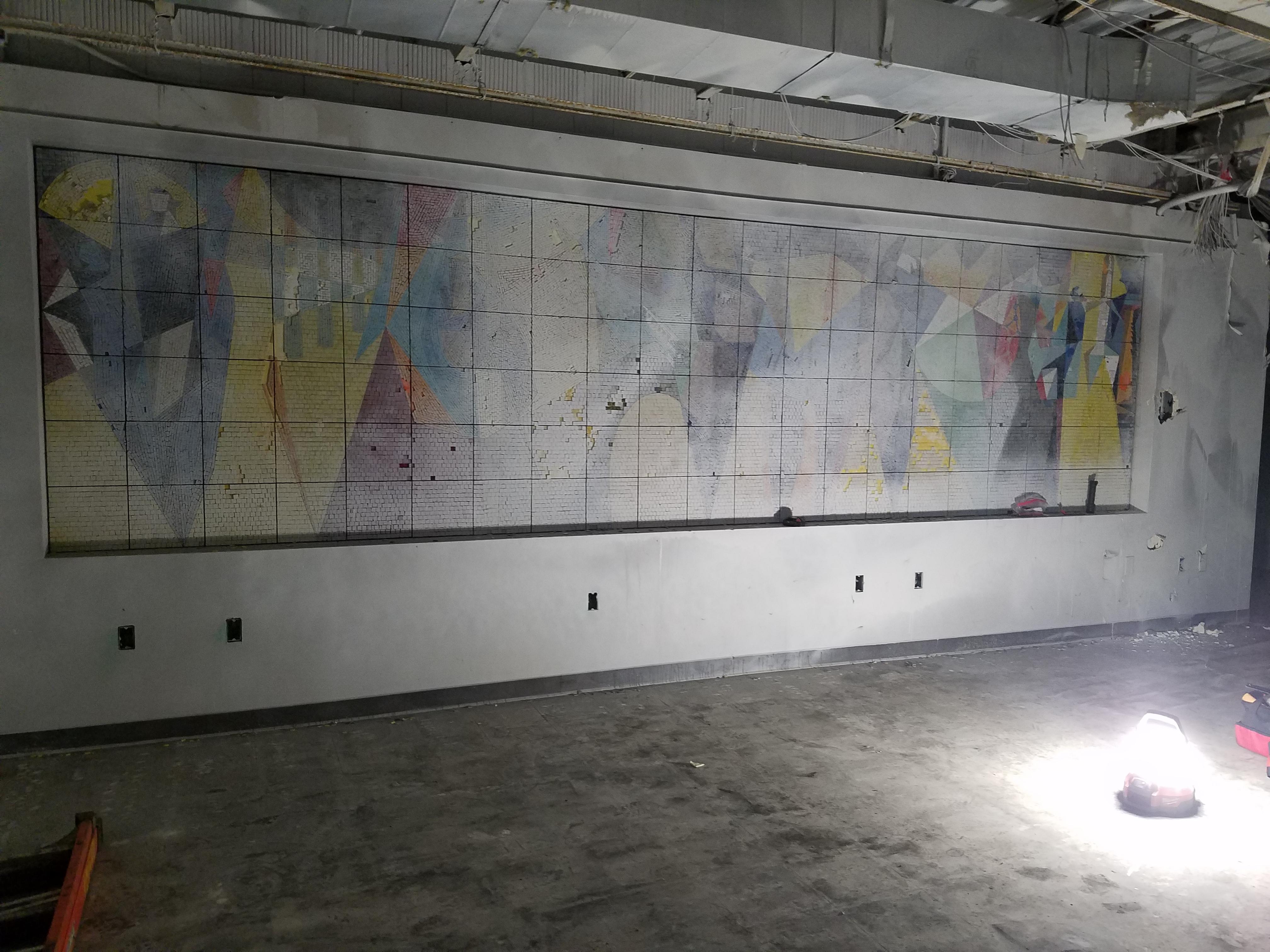 Widows Creek Mural