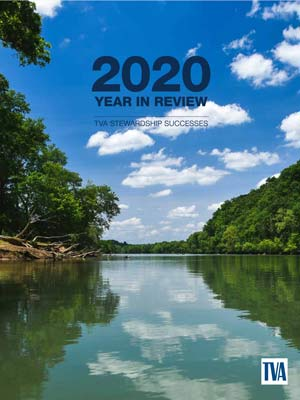 2020 Year in Review Stewardship Projects