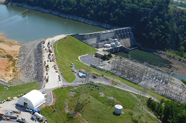 Boone Dam Contractor