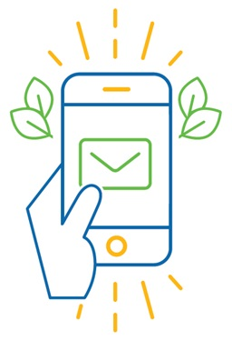 Green Switch Go Paperless Phone