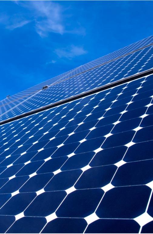 Green Power Switch Solar Panels