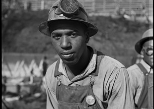 Worker in the 1940s