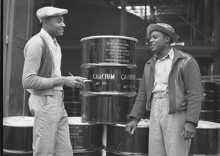 Workers in 1940s