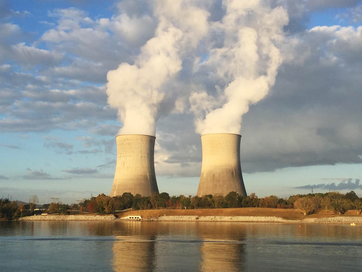 Watts Bar Cooling Towers