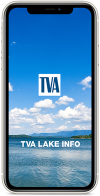 Lake Info Splash Screen
