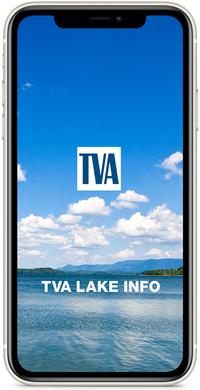Lake Info Splash Screen