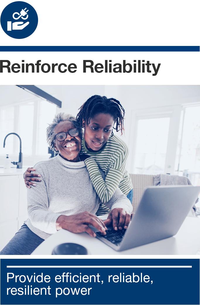 Reinforce Reliability