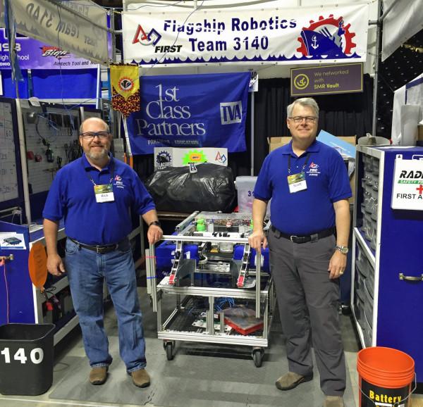 Robotics Volunteers