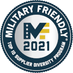 Military Friendly Supplier Diversity Award