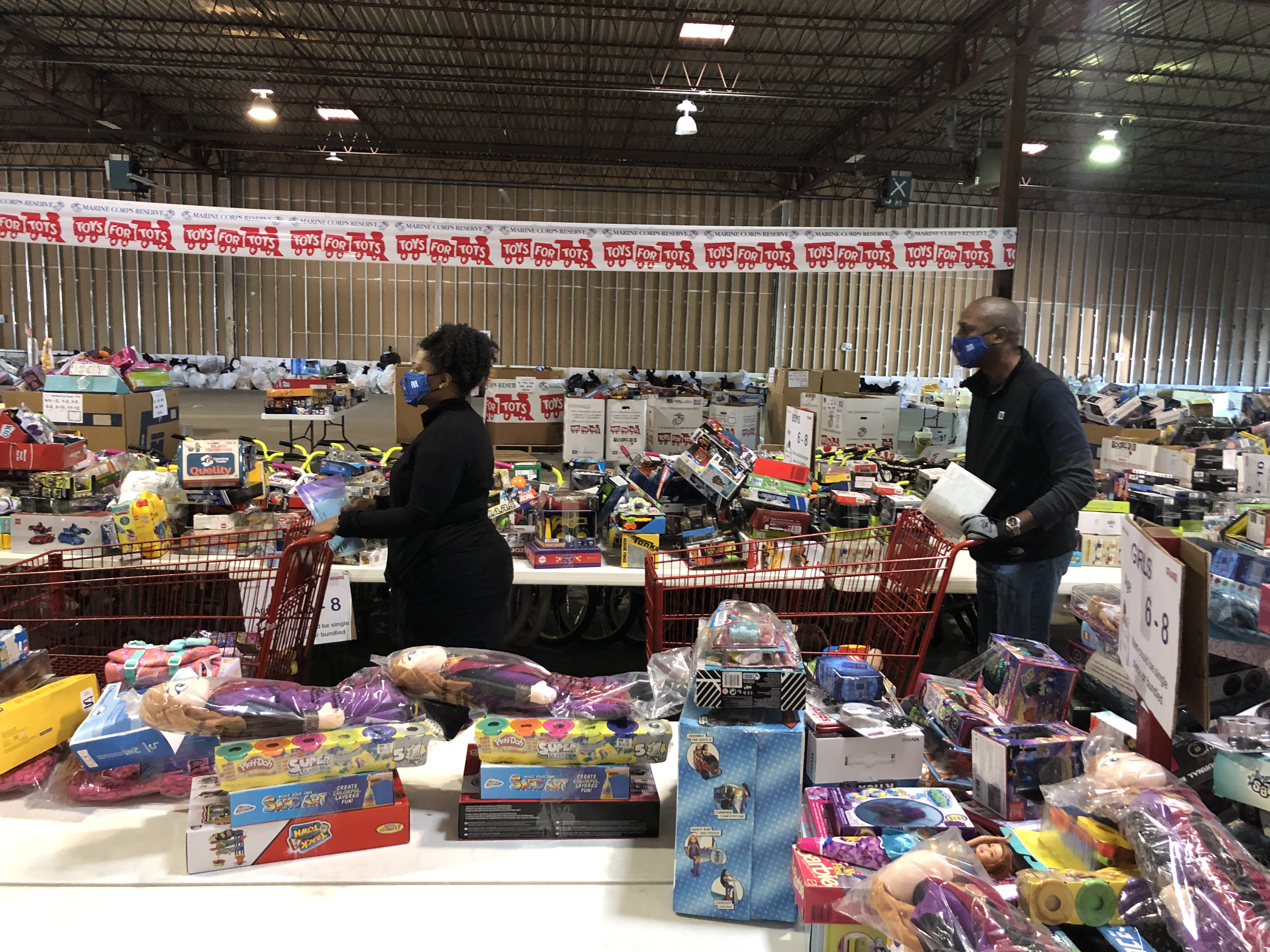 TOYS FOR TOTS 9
