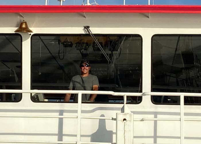 tugboat operator