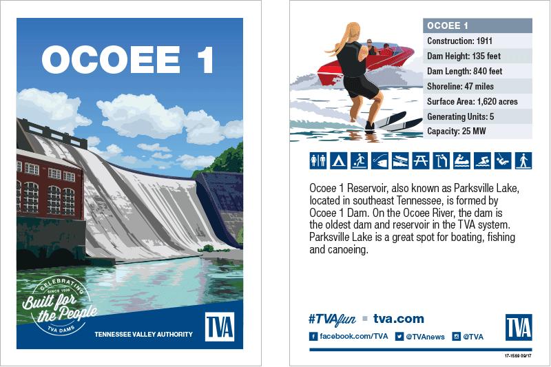Ocoee 1 Dam