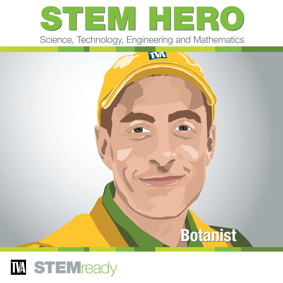 STEM HERO Botanist
