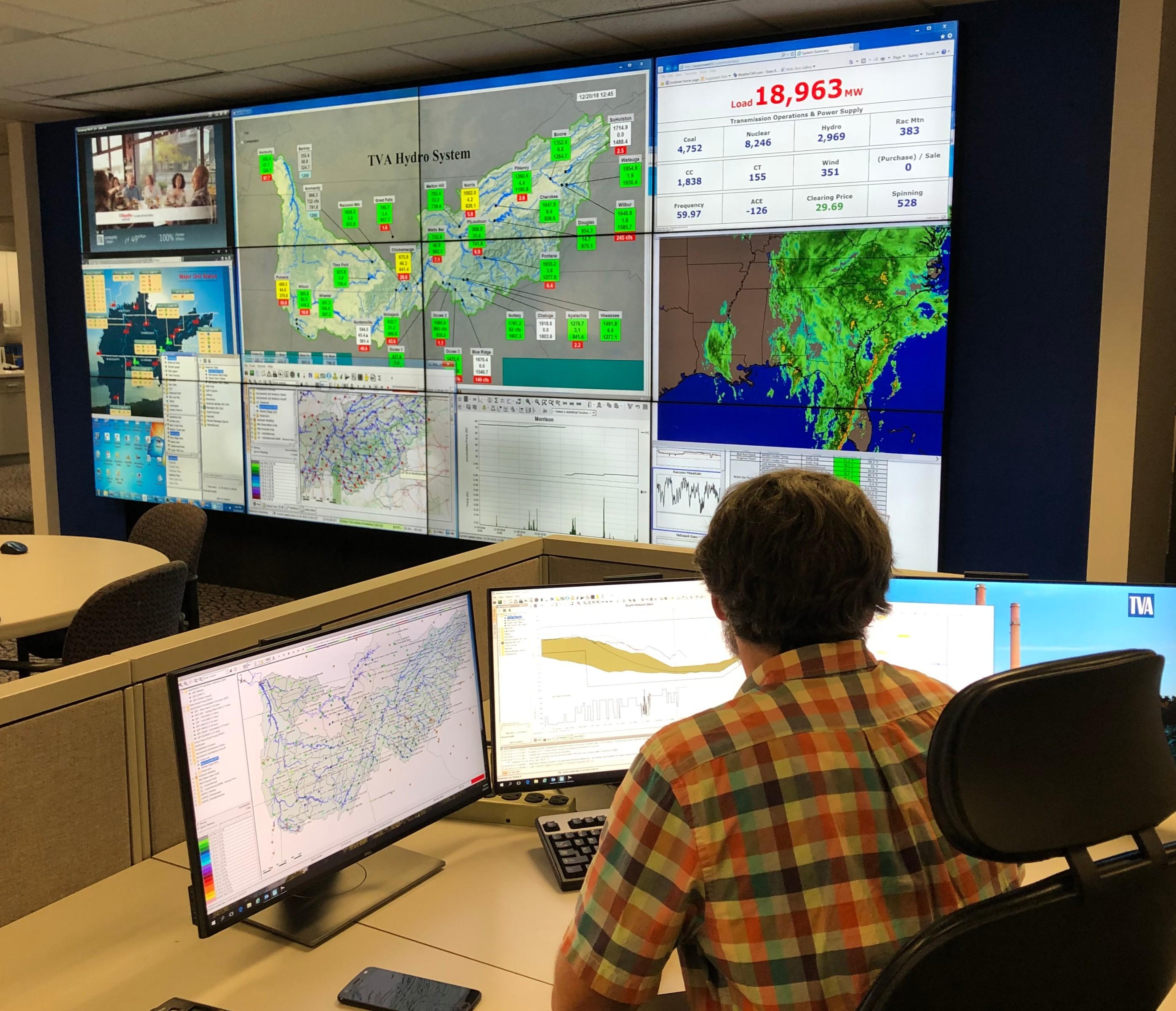 River Forecast Center