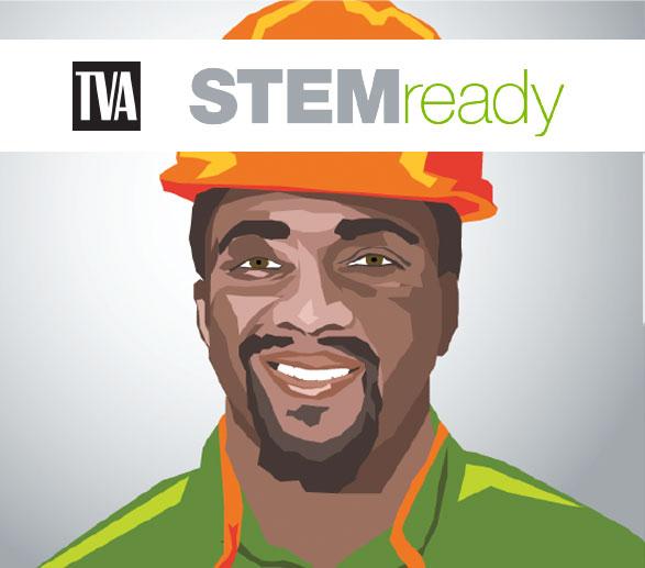 TVA StemReady poster
