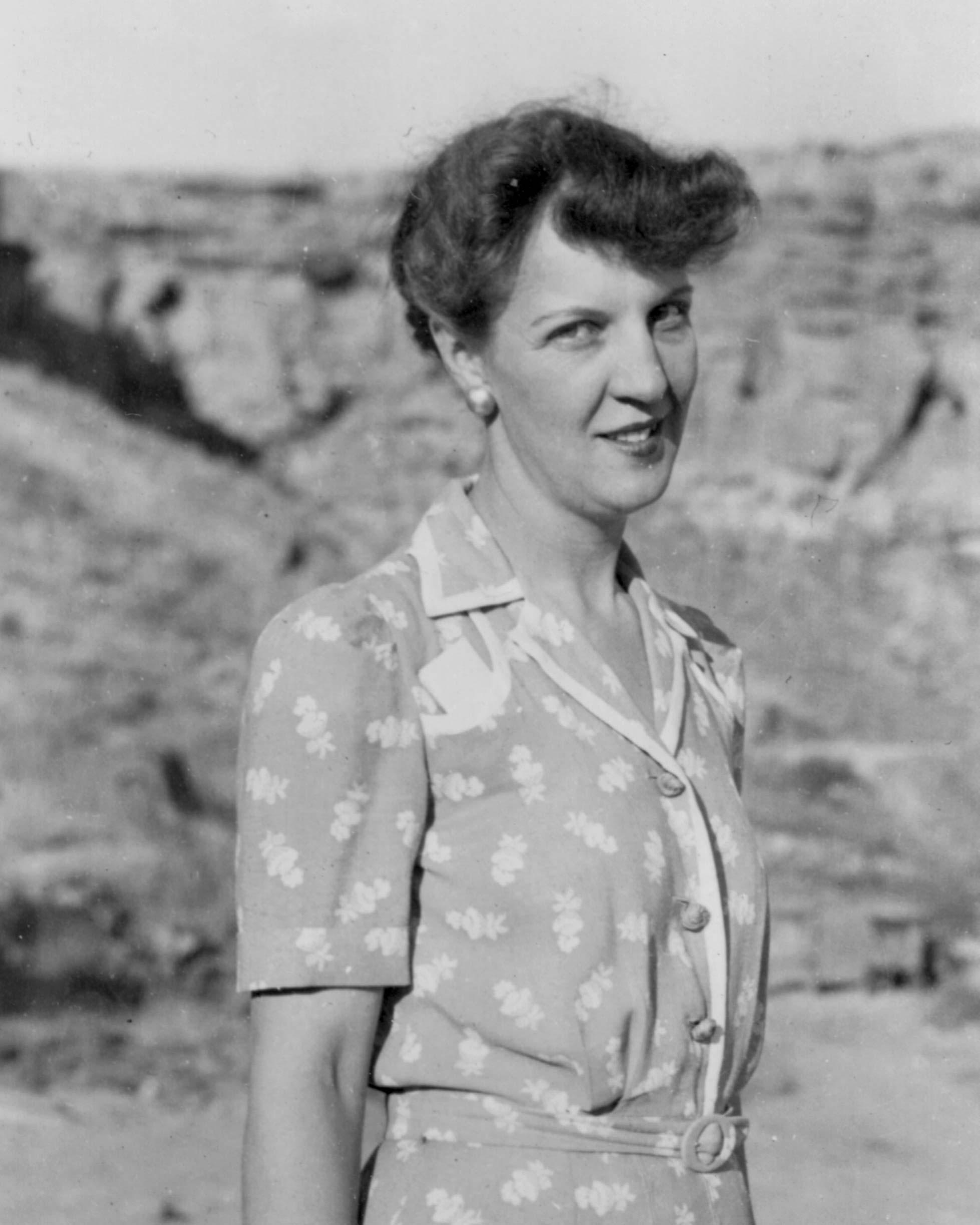 Florence Hawley